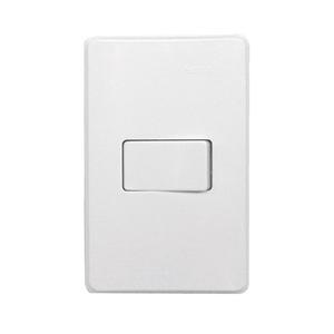 Interruptor Simples 4x2 250V (220V) 10A Branco S19 Simon
