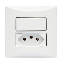 Interruptor Simples 549611 Iriel