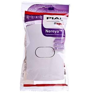 Interruptor simples C/Pl 4X2 Nereya 663100