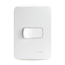 Interruptor Simples com Placa 10A 4x2 Miluz Schneider