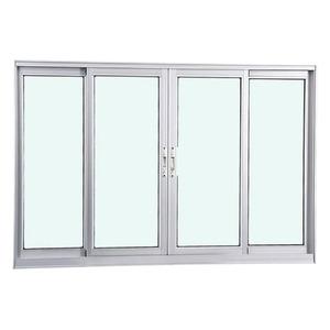 janela de correr lisa de alum nio 1 20x2 00m gravia leroy merlin. Black Bedroom Furniture Sets. Home Design Ideas