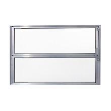 Janela de Abrir Basculante de Alumínio 0,40x0,60m Brilhante Fortline Atlântica