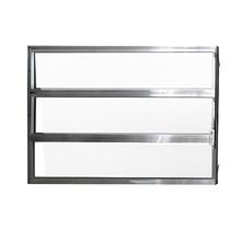 Janela de Abrir Basculante de Alumínio 0,60x1,00m Brilhante Fortline Atlântica