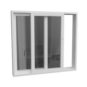 janela ac stica de correr de alum nio 1 20x1 50m prime comfort leroy merlin. Black Bedroom Furniture Sets. Home Design Ideas