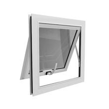 Janela Acústica Maxim-Ar de Alumínio 0,80x0,80m Prime Comfort