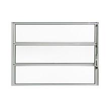 Janela de Abrir Basculante de Alumínio 0,60x0,80m Branco Fortline Atlântica