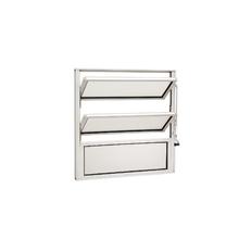 Janela Basculante de Alumínio Exata 0,60x0,80m Gravia