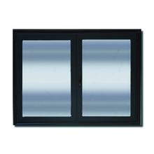 Janela com Proteção Térmica e Acústica Abre e Tomba Lisa PVC Vidro Duplo 6mm 1,20x1,60m Selbach