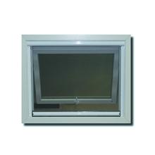 Janela com Proteção Térmica e Acústica Maxim Ar Lisa PVC Vidro Duplo 6mm 0,80x1,00m Selbach