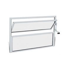 Janela de Abrir Basculante de Alumínio 0,40x0,60m Sasazaki