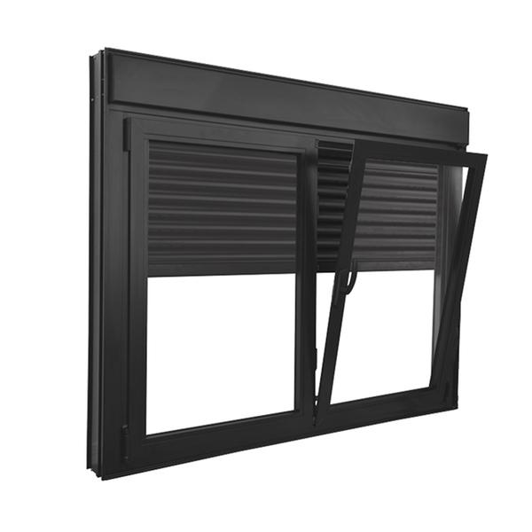 janela abre e tomba lisa de alum nio 1 20x2 00m 3a alum nio leroy merlin. Black Bedroom Furniture Sets. Home Design Ideas