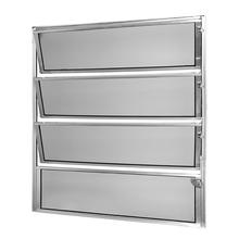 Janela de Abrir Basculante de Alumínio Fortline 0,80x1,00m Atlântica