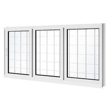 janelas com grade leroy merlin. Black Bedroom Furniture Sets. Home Design Ideas