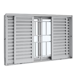 janela de correr de alum nio 1 20x2 00m sasazaki leroy merlin. Black Bedroom Furniture Sets. Home Design Ideas