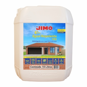 Jimo Água Repelente Bombona 10l