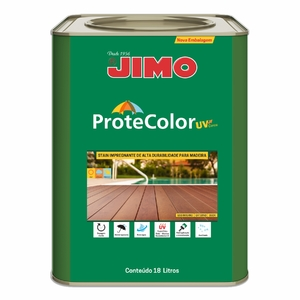 Jimo Protecolor UV Castanho Transparentelata 18l
