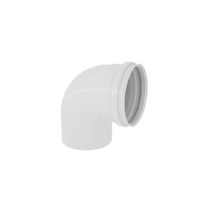 "Joelho 90° para Esgoto PVC 40mm ou 1.1/2"" Tigre"
