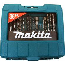 Jogo de Bits e Brocas P-90320 36 peças Makita