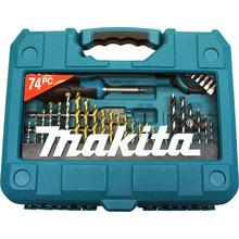 Jogo de Bits e Brocas P-90336 74 peças Makita