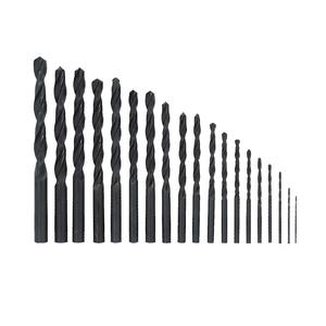 Jogo de Brocas para Metal 19 peças MP