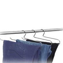 Jogo de Cabide para Calças e Camisetas Aço Cromado Arthi