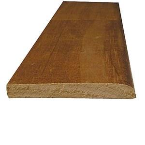 Jogo de Guarnições Liso Pinus 220x6,5x0,9cm Eco Idea