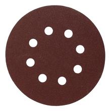Jogo de Lixa para Máquina Roto Orbital para Parede/Alvenaria Grão 120 10 unidades Makita