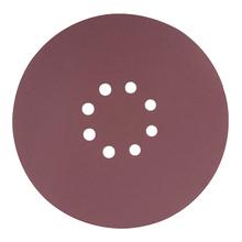 Jogo de Lixa para Máquina Roto Orbital para Parede/Alvenaria Grão 180 10 unidades Vonder