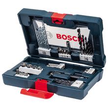Jogo V-Line com 41 peças Furar e Parafusar Bosch
