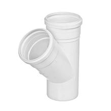 "Junção PVC Esgoto 40mm ou 1.1/2"" Plastilit"