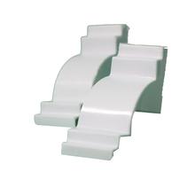 Junção Rígido de PVC 5x3cm Real PVC