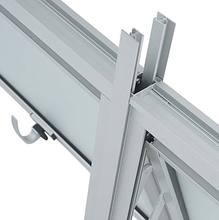 Juncão Vertical Alumifort Maxar Branco 060X2,4X1,2 Sasazaki