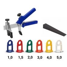 Kit 1000 Nivela Piso FIT-Colors-3,0mm
