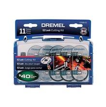 Kit Acessórios  para Cortar Ez-Lock Dremel