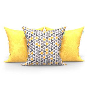 de9600118 Almofadas Amarelo com os melhores preços