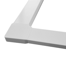 Kit Arremate Para Porta Balcão Magnum Alumínio Branco 210x150cm Atlântica