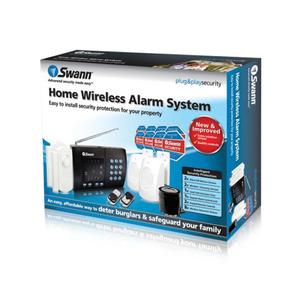 Kit de Alarme Wireless Swann
