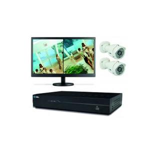 Kit de Monitoramento 2 Câmeras HMK-100-C2 HDL