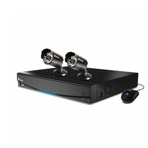Kit de Monitoramento D1 1425 4 Canais com 2 Câmeras PRO-5410 sem HD Infinito