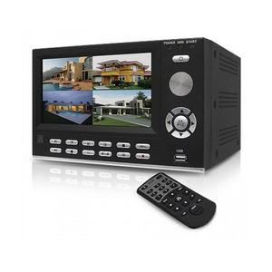Kit de Monitoramento DVR 2 com 2 Câmeras, Fontes e Cabos sem HD VTV