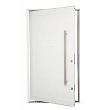 Kit de Porta Montada Pivotante Lisa de Alumínio 2,70x1,50m Gravia
