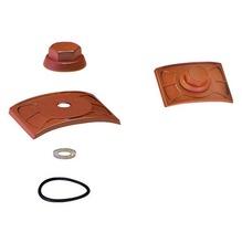 Kit de Vedação para Telha de PVC PreconVC Cerâmica com 20 unidades Precon