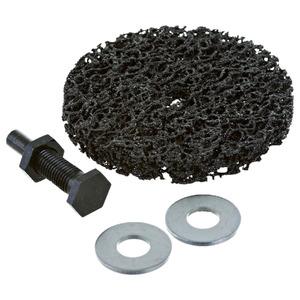 Kit Disco Remuver Diametro 100,00 mm C/Parafuso Haste Rosca Metrica M12 C/Arruela C/6 Unidades Referencia 601.5 Stamaco