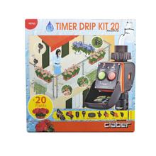 Kit Drip com Programador Claber