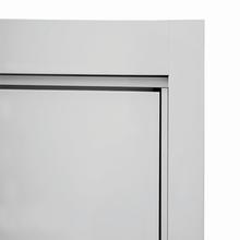 Kit Guarnição Lisa Para Portas de Alumínio 215x78x6cm Sasazaki