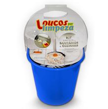Kit Limpeza Banheiros e Cozinha Loucos por Limpeza Renko