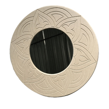 Kit Quadro Mandala com 6 Tintas mais Pincéis