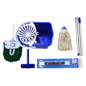 Kit Mopinho Azul Bralimpia