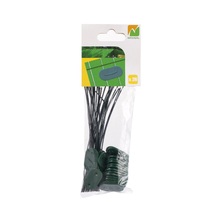 Kit para Fixação Ocultação Plástico 26 peças Verde