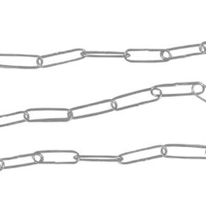 Kit para Luminária Franzmar MF6 Redondo Ferro Prata